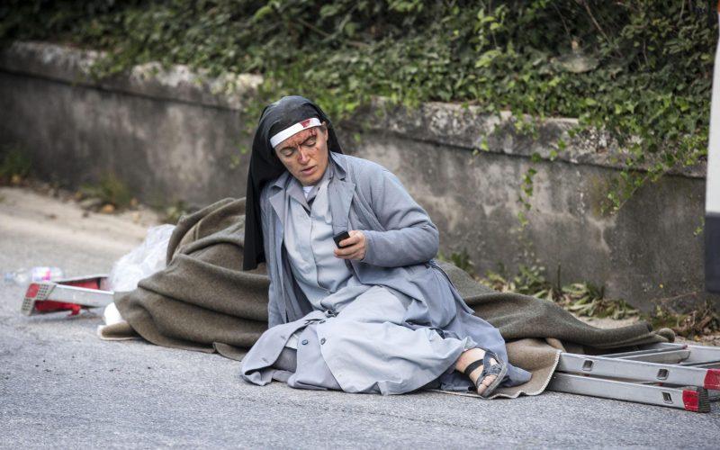 Đức Phanxicô cầu nguyện cho các nạn nhân vụ động đất ở Ý