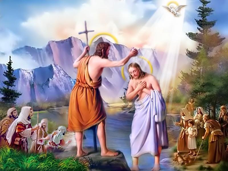 Tại sao Chúa GiêSu chịu Phép Rửa của Thánh Gioan