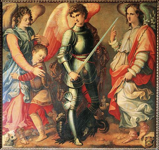 29 Tháng Chín: Tổng Lãnh Thiên Thần Micae, Gabriel và Raphael