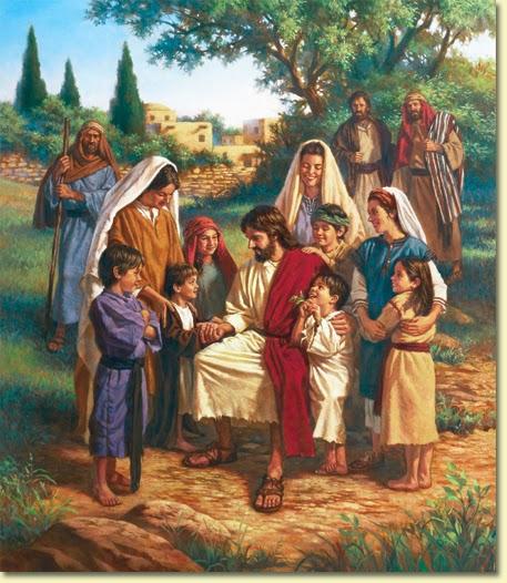 Thứ Bảy sau Chúa Nhật 19 Mùa Thường Niên: Chúa Giêsu Với Trẻ Nhỏ