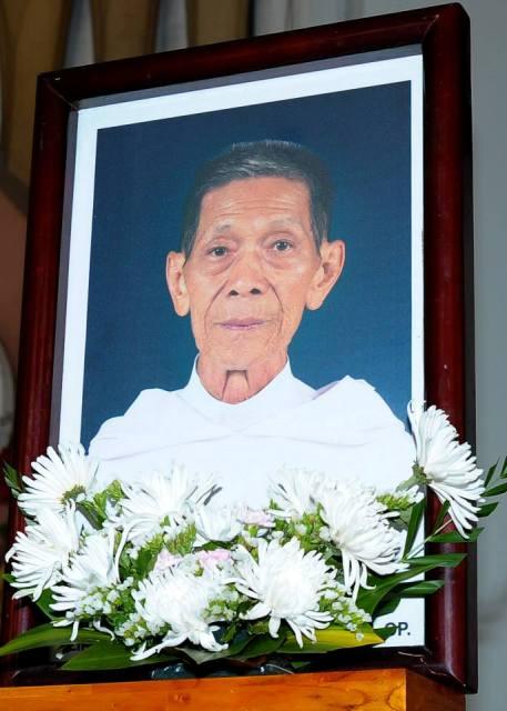 Lễ giỗ 3 năm cha cố G.B Nguyễn Văn Sâm